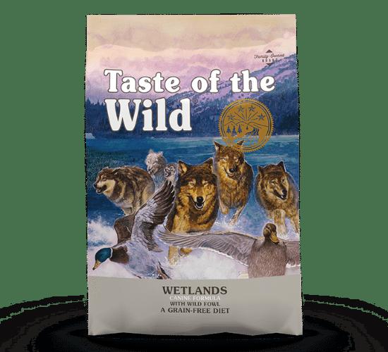 טייסט אוף דה ווילד ווטלנד לכלבים – ברווז בר טרי