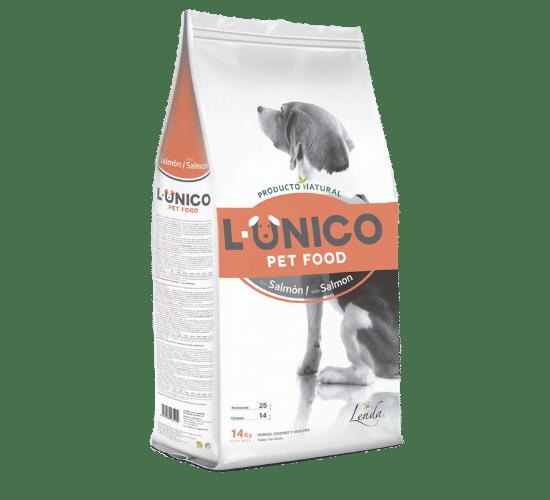 L-אוניקו סלמון לכלבים בוגרים